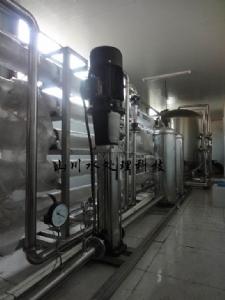 祝贺美优特25吨/小时纯水线、1200桶/小时灌装线成功投产!